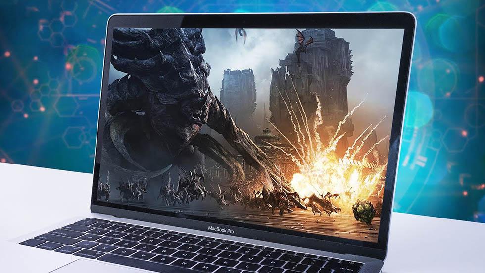 Apple создает игровой компьютер Mac