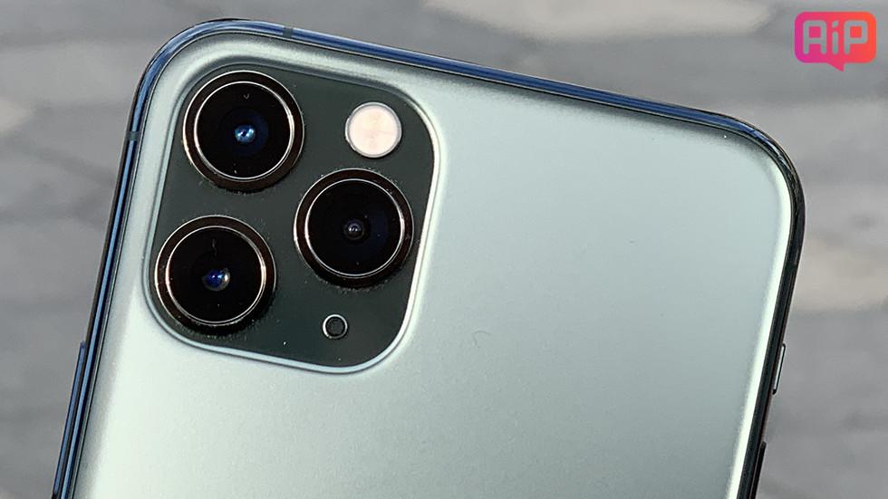Ночной режим съемки вiPhone 11Pro уличили вобмане сзумом