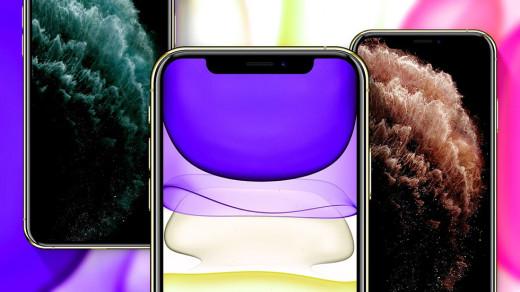 Гигантская коллекция: обои всех iOS иiPhone водном месте