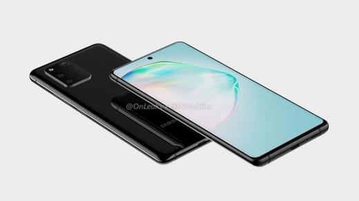 Характеристики бюджетного Samsung Galaxy S10 Lite попали вСеть