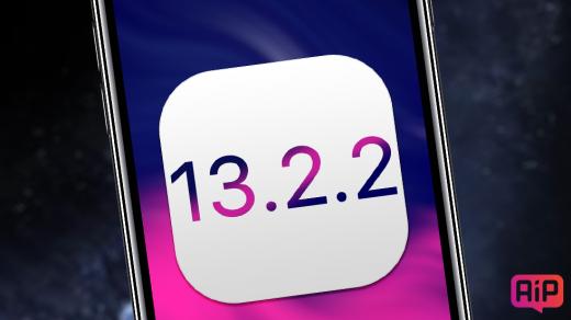 Минус прошивка. Apple запретила установку iOS 13.2.2