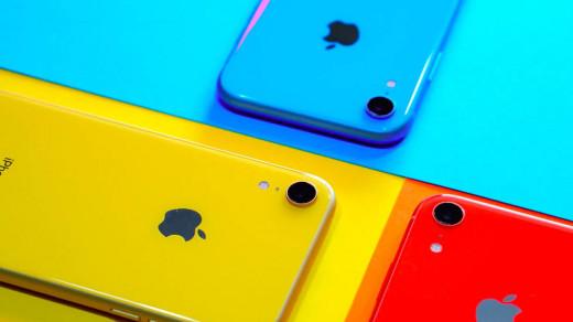 Определен самый покупаемый смартфон осени вмире
