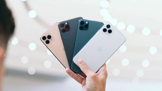 Какие iPhone выйдут в2020 году
