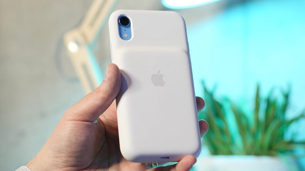 Apple бесплатно меняет бракованные кейсы-аккумуляторы для iPhone XSиiPhone XR
