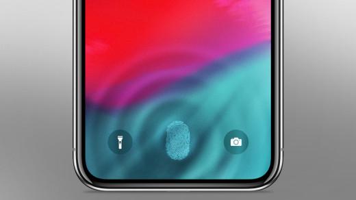 Apple получила патент наTouch IDв дисплее нафоне слухов оего возвращении вiPhone