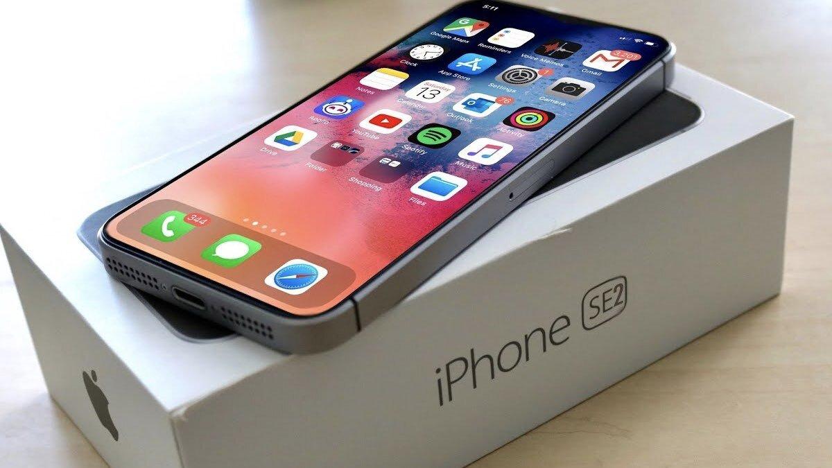 Apple создает сразу два недорогих «iPhone SE2»