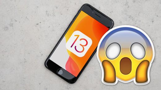 Баг iOS 13приводит красходу трафика удаленными приложениями