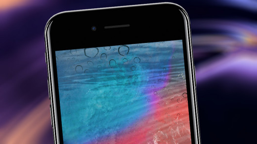 Фото дня: обои извсех версий iOS водном изображении