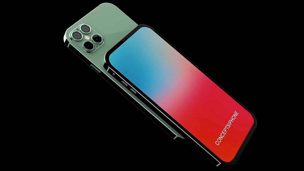 Как будет выглядеть iPhone 12без «моноброви»