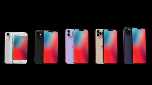 Какие айфоны выйдут в2020 году