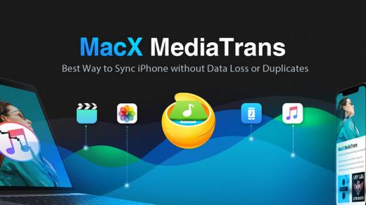 MacX MediaTrans — идеальная замена iTunes, которая прокачивает любой iPhone