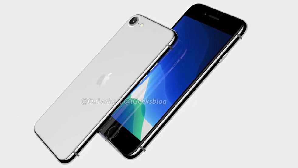 Точный дизайн iPhone SE2показан навидео