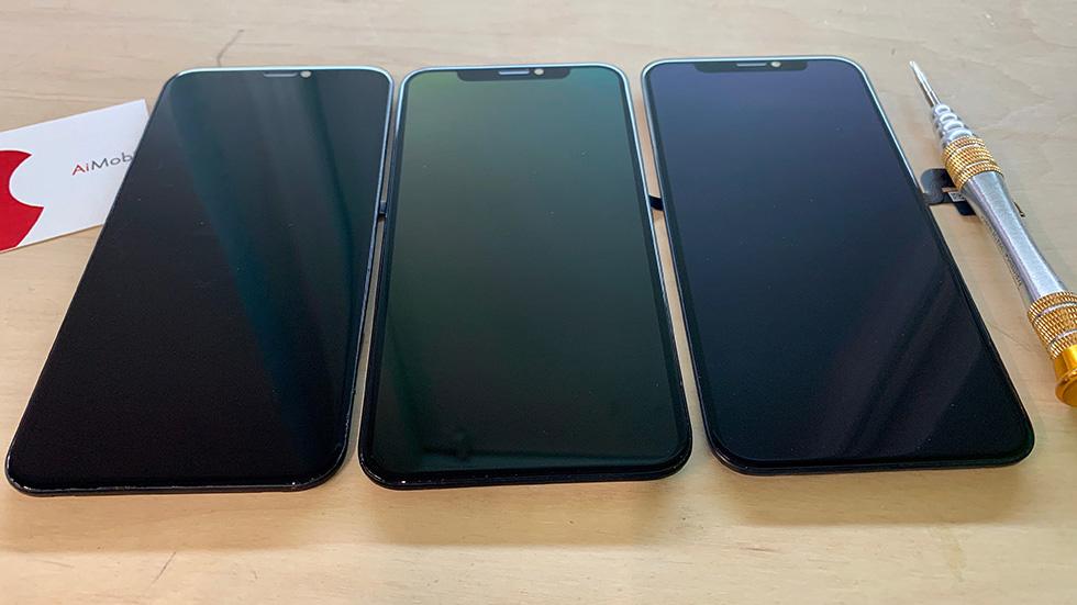 Как отличить оригинальный дисплей iPhone от подделки. Запоминайте