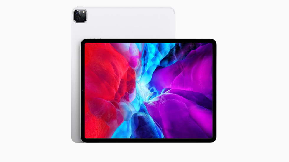 iPad Pro 2020с необычным чипом A12Z протестировали вAnTuTu