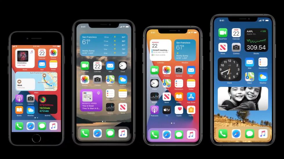 iOS 14: презентация, дата выхода, что нового, поддерживаемые устройства