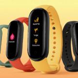 Xiaomi MiSmart Band 5официально представлен вРоссии. Нобез NFC