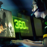 ASUS Republic of Gamers представил самый быстрый геймерский монитор Swift 360 Hz (PG259QNR)
