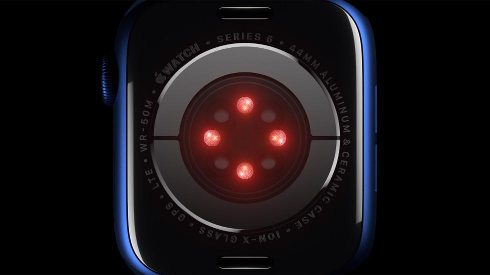 Touch ID в ближайшие годы в Apple Watch ждать не приходится