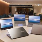 ASUS представила ноутбуки с процессором Intel Core 11 поколения