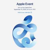 Презентация iPhone 12 состоится 15 сентября в 20:00 по Москве