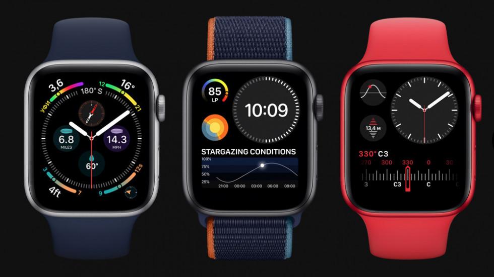 Apple Watch Series 8 могут предложить в 3 размерах