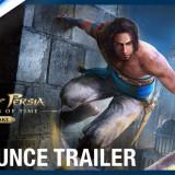 Ubisoft представила ремейк культовой игры Prince of Persia
