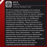 Вышла iOS 14 GM – что нового