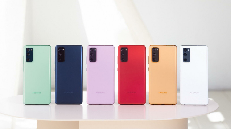 Samsung Galaxy S20 FE: цена, характеристики, камера
