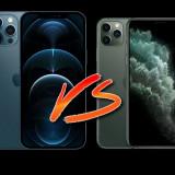В чем разница между iPhone 12 Pro и iPhone 11 Pro