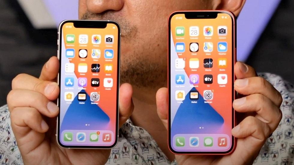 iPhone 12 mini показали «вживую» — и правда очень компактный