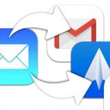 Как сделать почту Яндекс, Gmail или Mail.ru основной на Айфоне