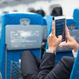 Сбербанк разрешил совершать безналичную оплату перелетов  прямо в салоне самолета