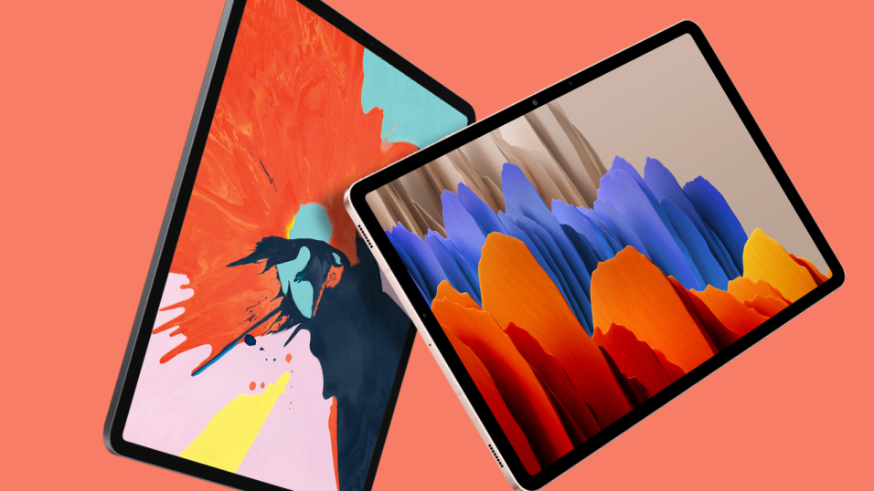 apple ipad air 2020 vs samsung galaxy tab s7