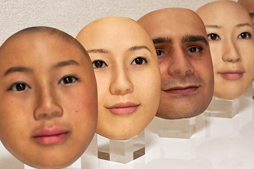 В Японии можно продать своё лицо для производства 3D-масок