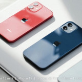 Малыш и гиганты — разница в размерах iPhone 12 mini, 12, 12 Pro и 12 Pro Max на видео
