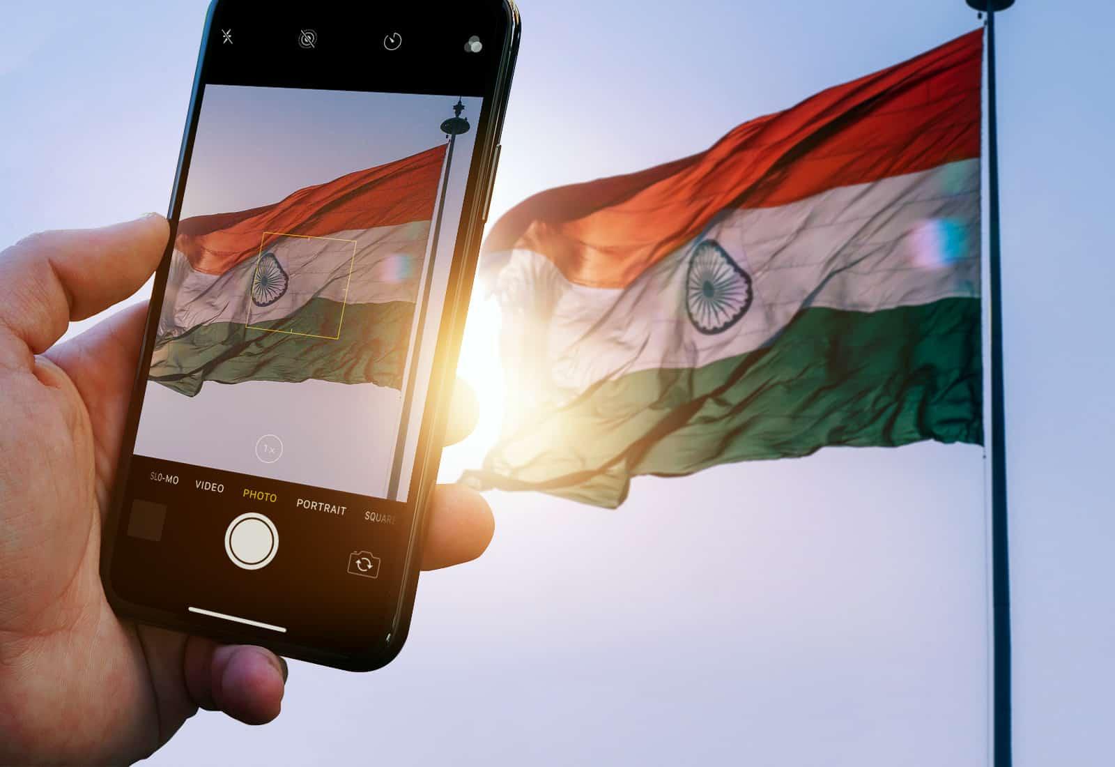 Apple переведут большую часть производства из Китая в Индию