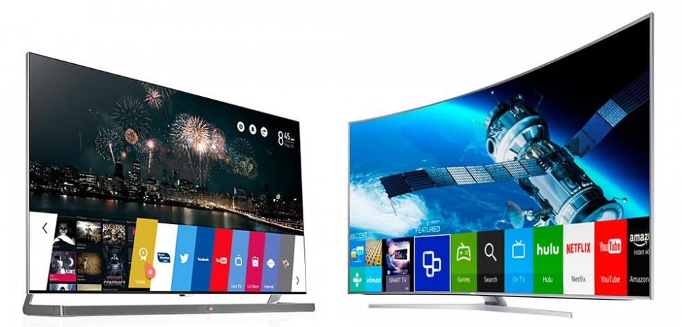 Samsung Smart TV или Смарт ТВ от LG : что лучше и что выбрать ?