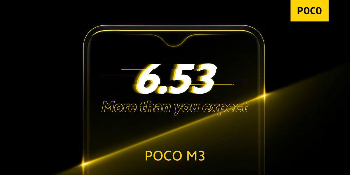 POCO M3 показали на свежих рендерах – устройство выглядит очень стильно