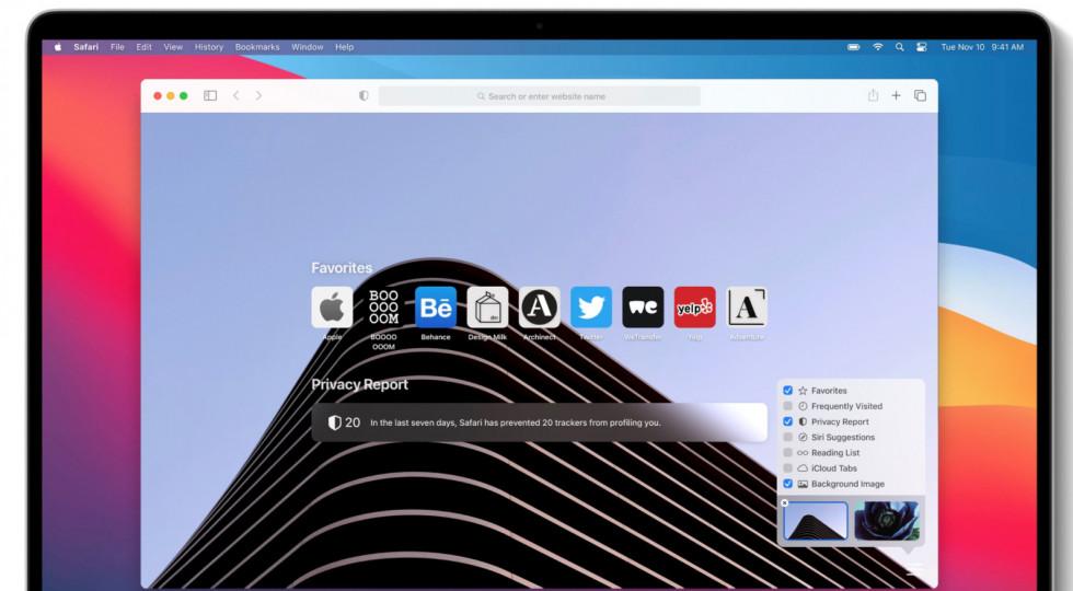 Состоялся официальный релиз macOS 11 Big Sur