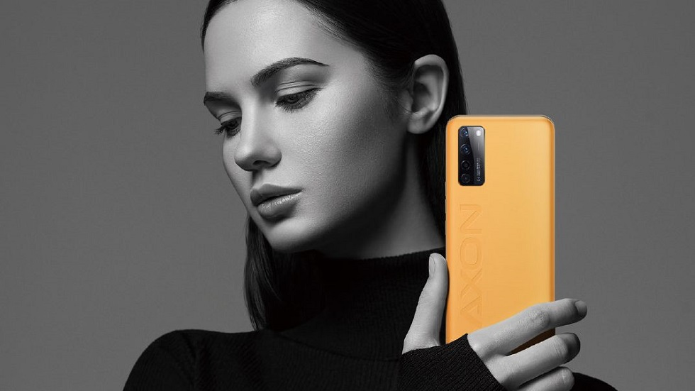 ZTE Axon 20 5G Extreme Edition — стильный смартфон с подэкранной селфи-камерой
