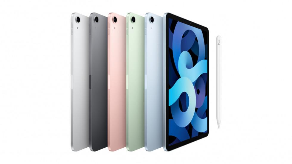 iPad Air с экраном OLED в этом году не ждите