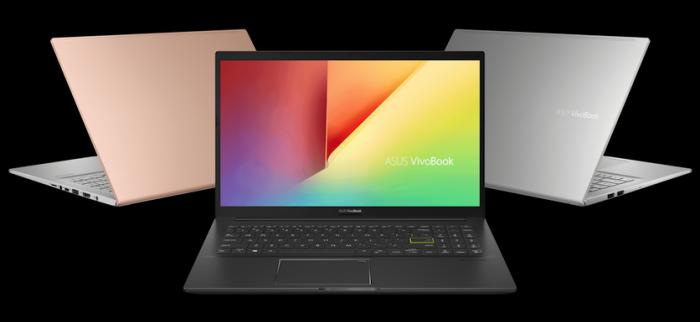Ноутбуки на Intel 11-ого поколения уже можно купить: Asus ZenBook 14, VivoBook Ultra 14, VivoBook 15 и VivoBook Ultra K15.