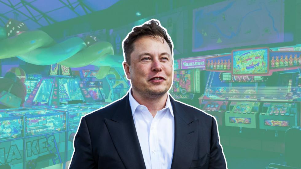 Илон Маск: «если бы не видеоигры, я бы не достиг такого успеха»