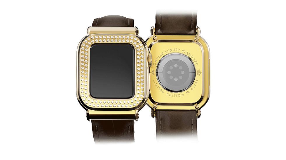 Apple Watch за 3 миллиона рублей надо? Есть такие!