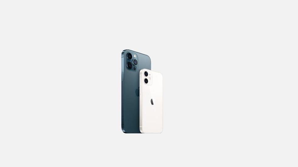 iPhone 12 mini и iPhone 12 Pro Max уже можно купить