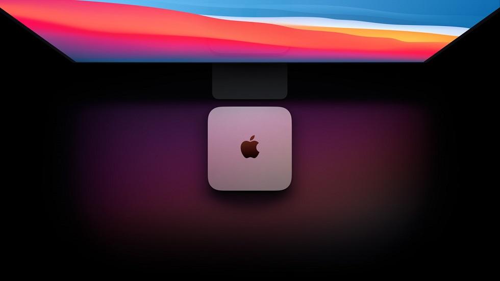 Представлен Mac mini с чипсетом M1 — круче и дешевле