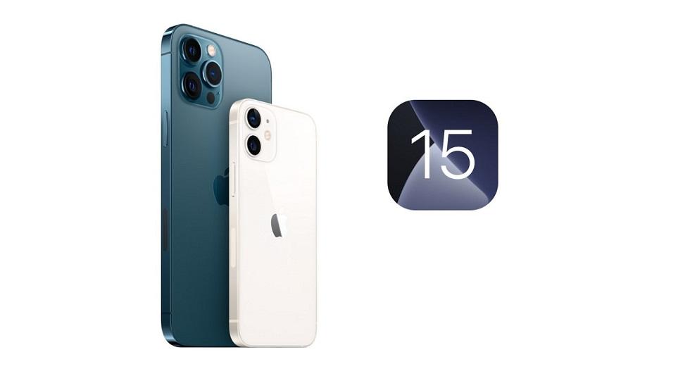 Список iPhone, которые обновят до iOS 15