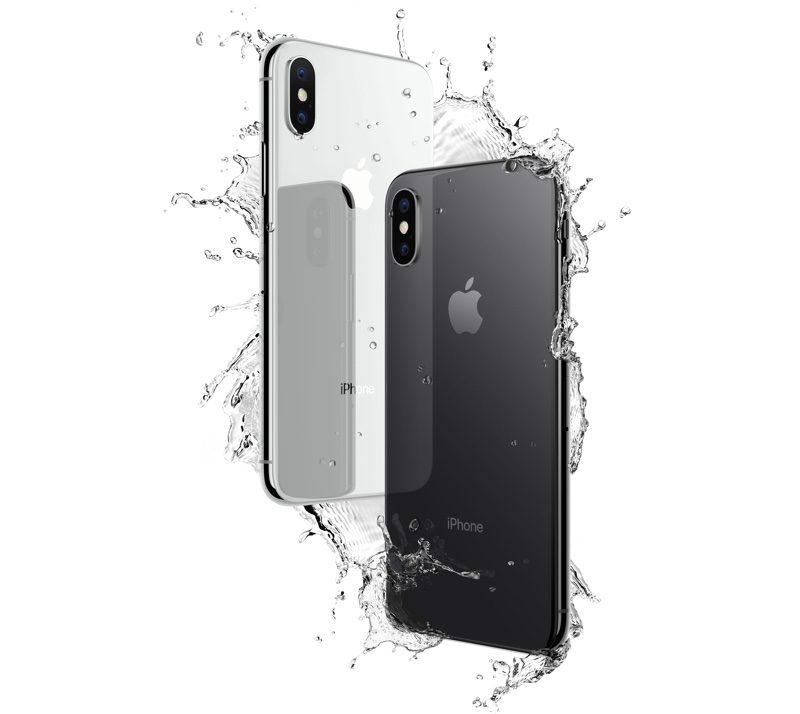 Apple оштрафовали на $12 млн за ненастоящую водонепроницаемость
