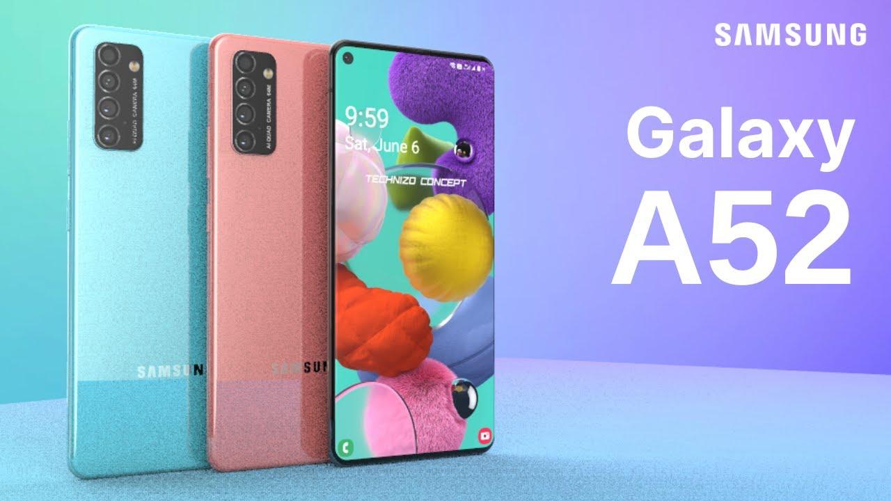 Samsung Galaxy A52 5G: первые подробности и фишки модели