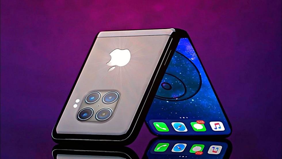 Первый гибкий iPhone за $1499 могут представить в 2022 году